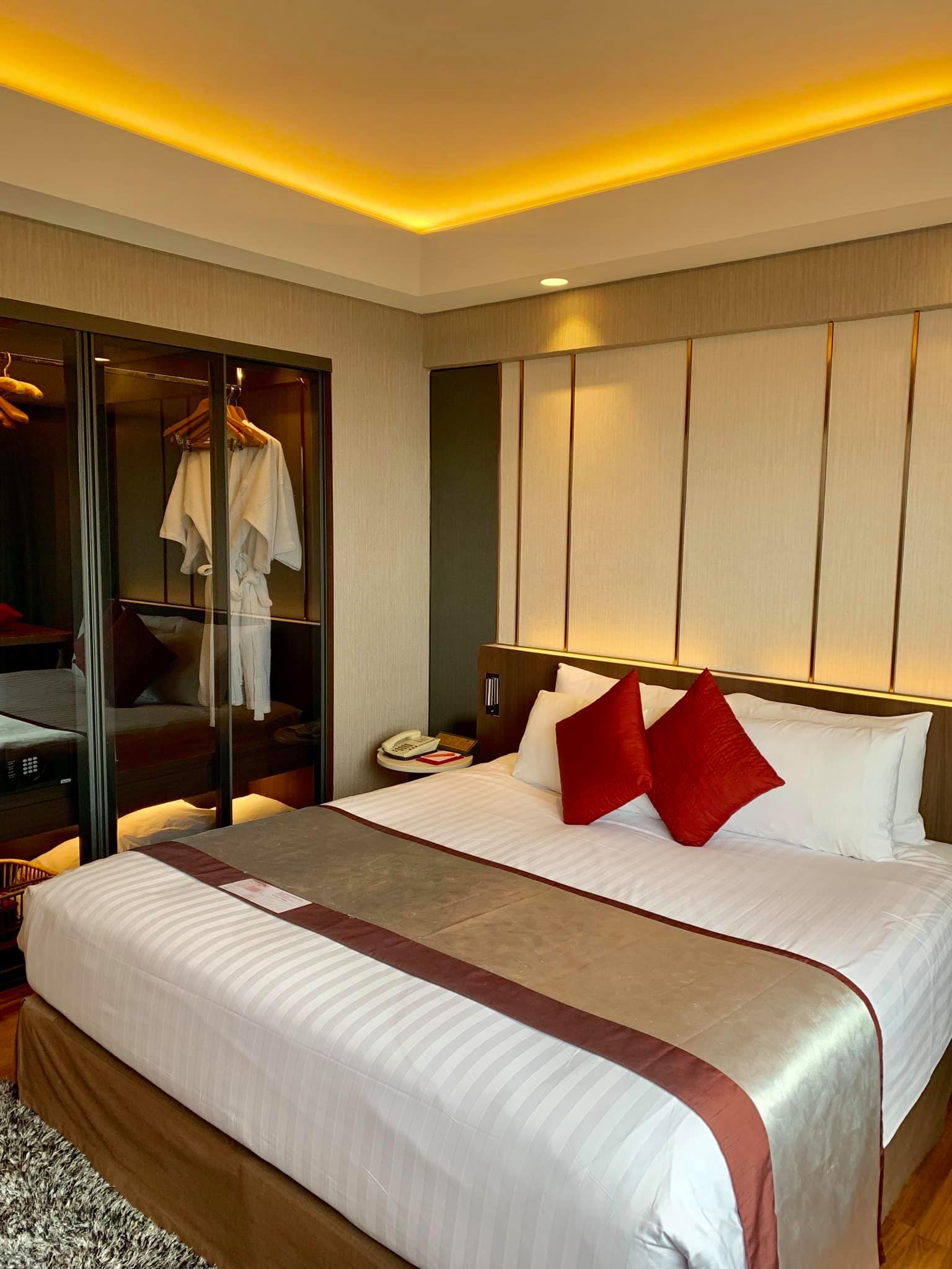 Our Luxurious Staycation At Ramada Plaza In Bangkok And Our Tour With Tinggly Experiences23