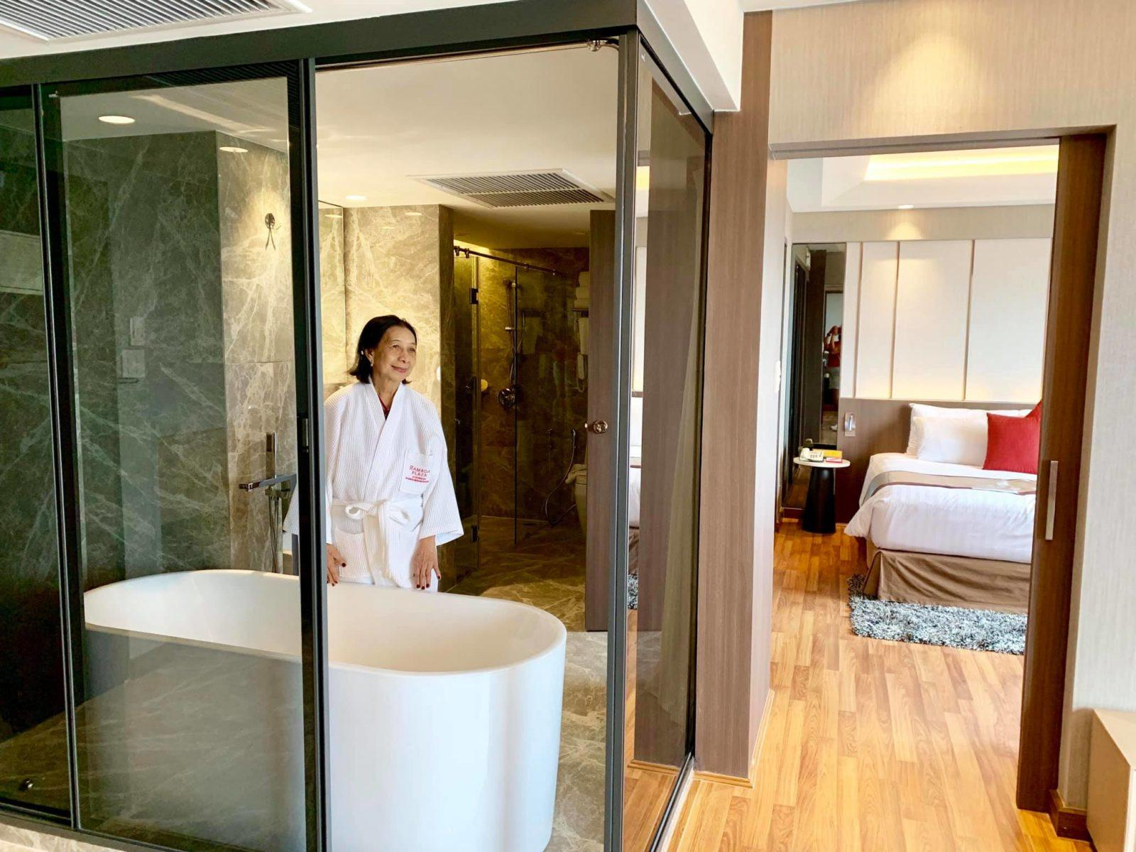 Our Luxurious Staycation At Ramada Plaza In Bangkok And Our Tour With Tinggly Experiences32