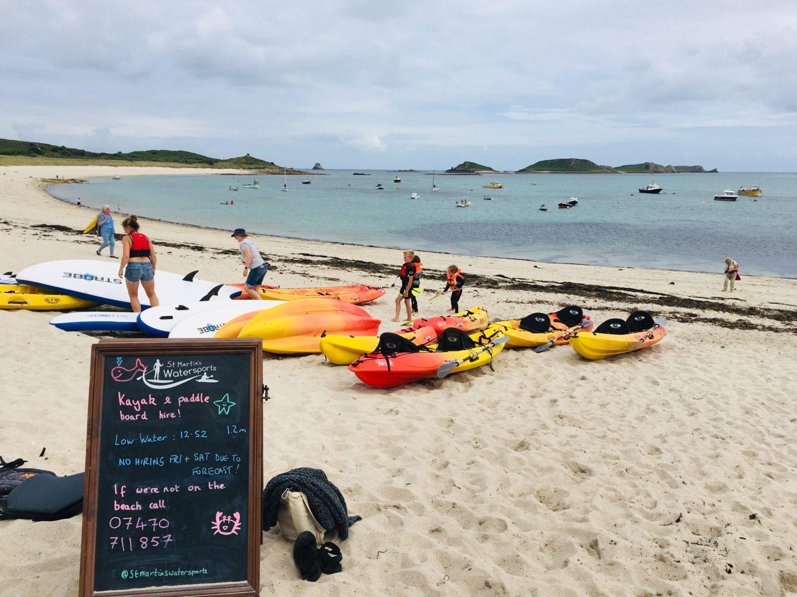 Our Scilly Adventure One Week Camping in England's Secret Tropical Paradise19