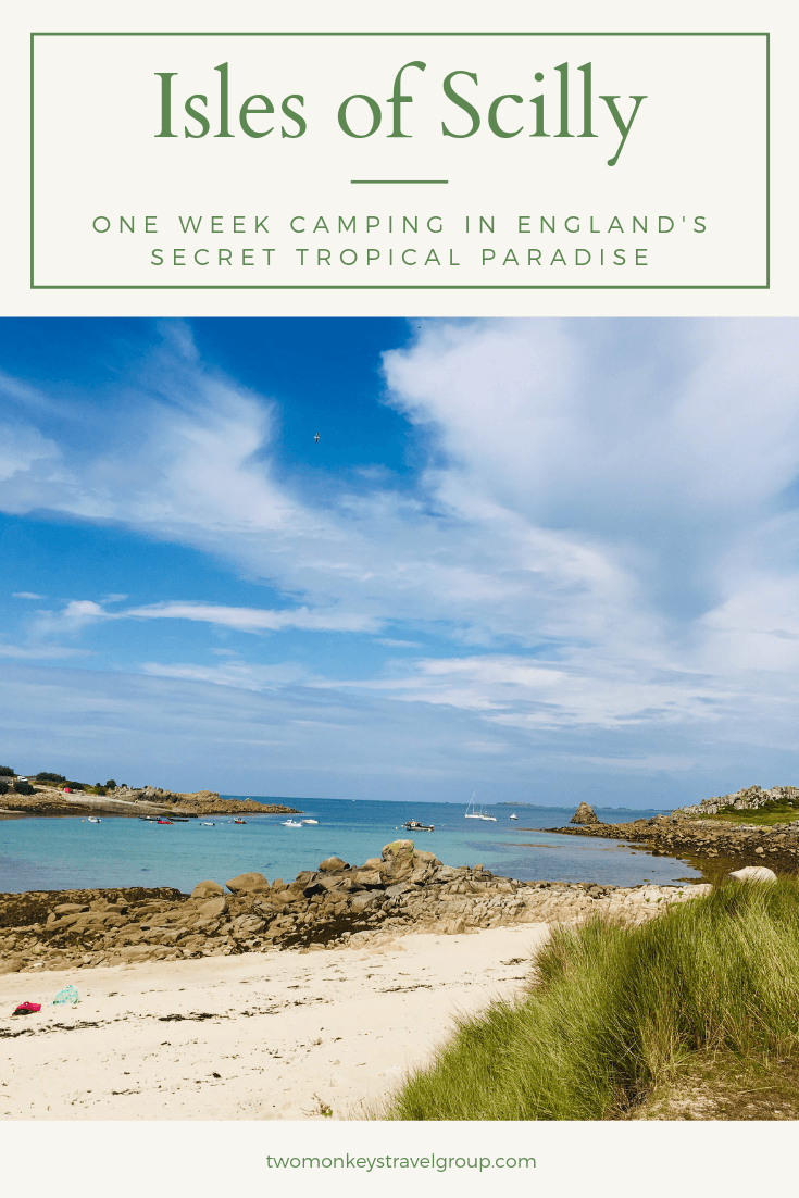 Our Scilly Adventure One Week Camping in England's Secret Tropical Paradise2