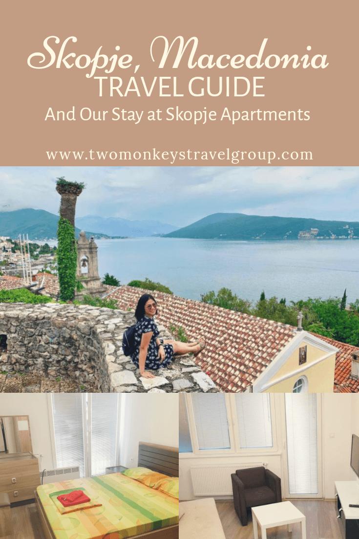 Travel Guide For Skopje Macedonia