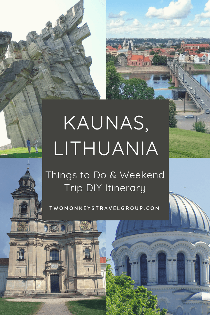 Things to Do in Kaunas, Lithuania with a Weekend Trip DIY Itinerary2