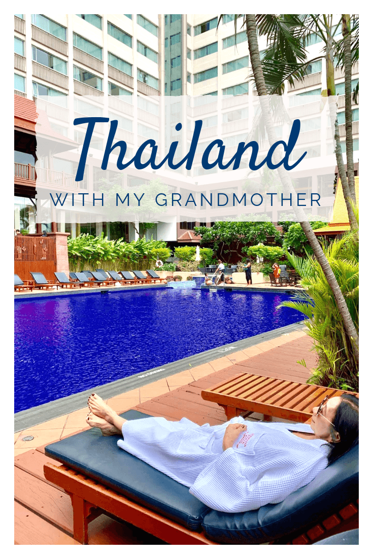 Trip to Thailand with my Grandmother and Our Luxurious Staycation at Ramada Plaza by Wyndham Bangkok Menam Riverside2