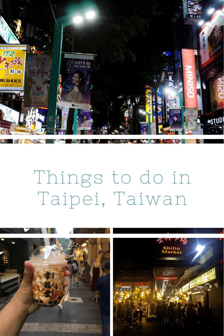 Two Days Travel Guide to Taipei Things to do in Taipei, Taiwan2