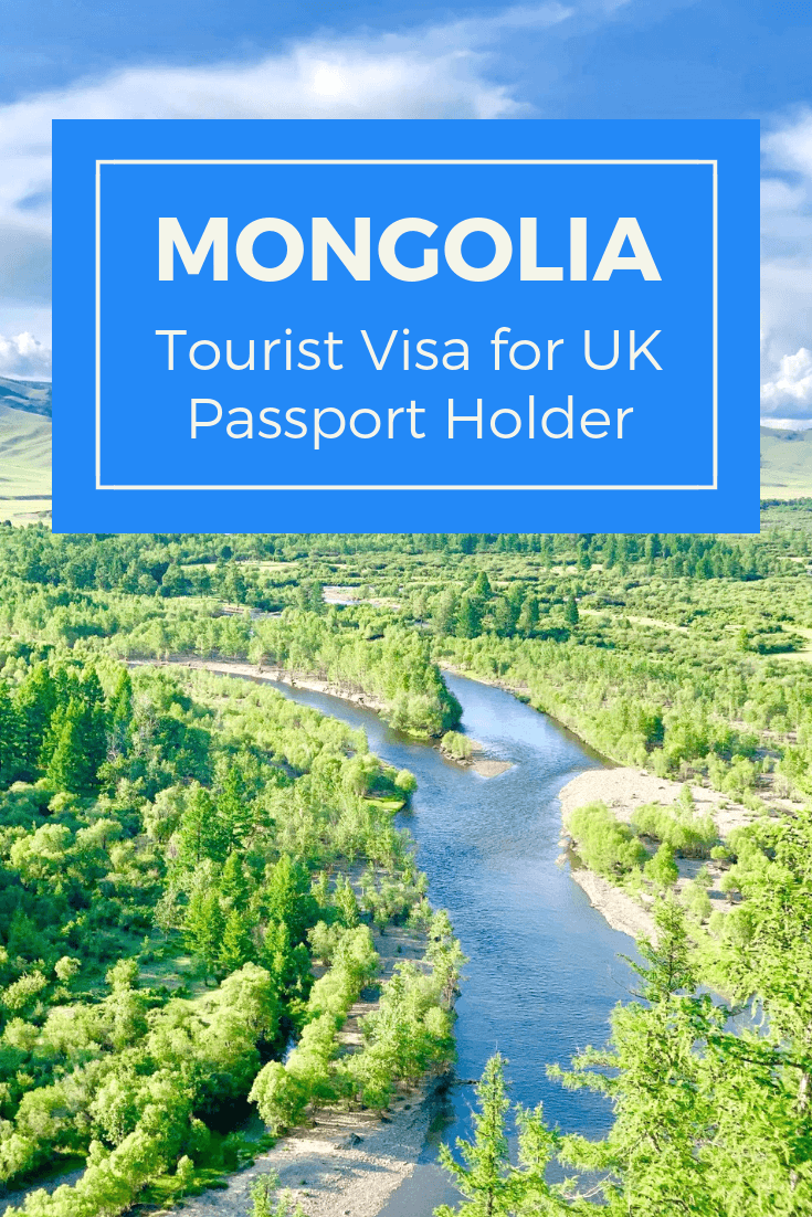 UK Passport Holder Visa Guide Tips on How a British Citizen Can Get a Tourist Visa to Mongolia2