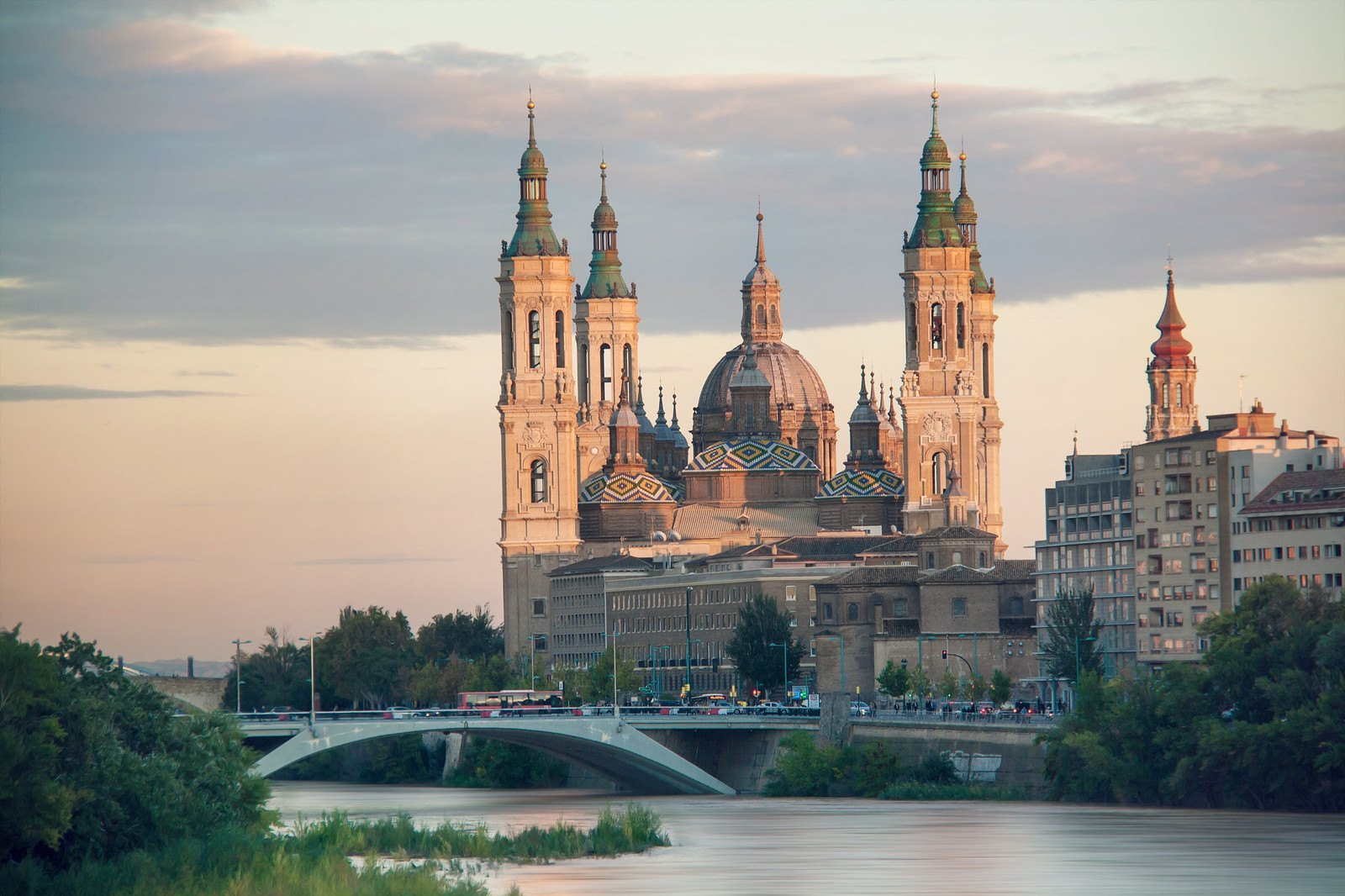 Weekend trip to Zaragoza, Spain with a sample quick itinerary