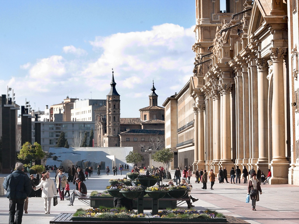 Weekend trip to Zaragoza, Spain with a sample quick itinerary5