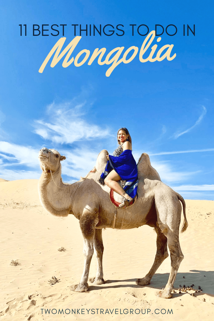 Best Things To Do In Mongolia