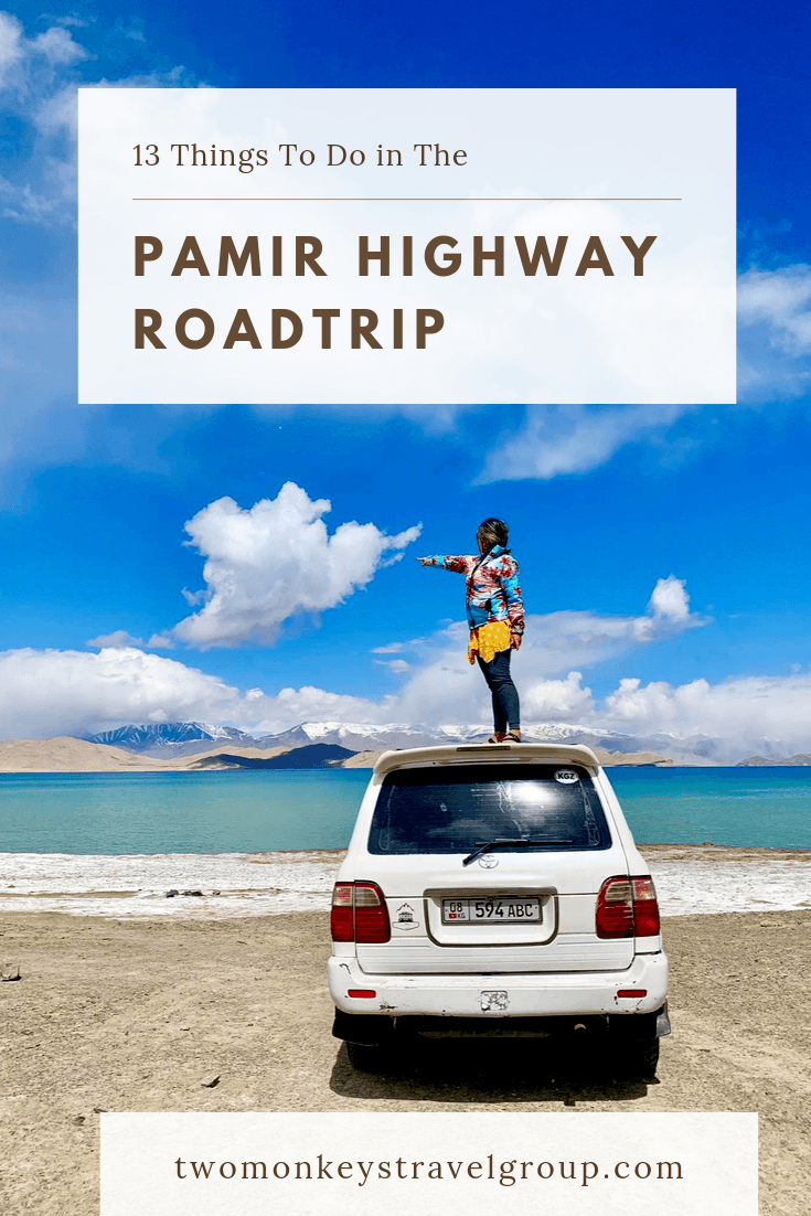 Pamir Highway Roadtrip from Tajikistan to Kyrgyzstan