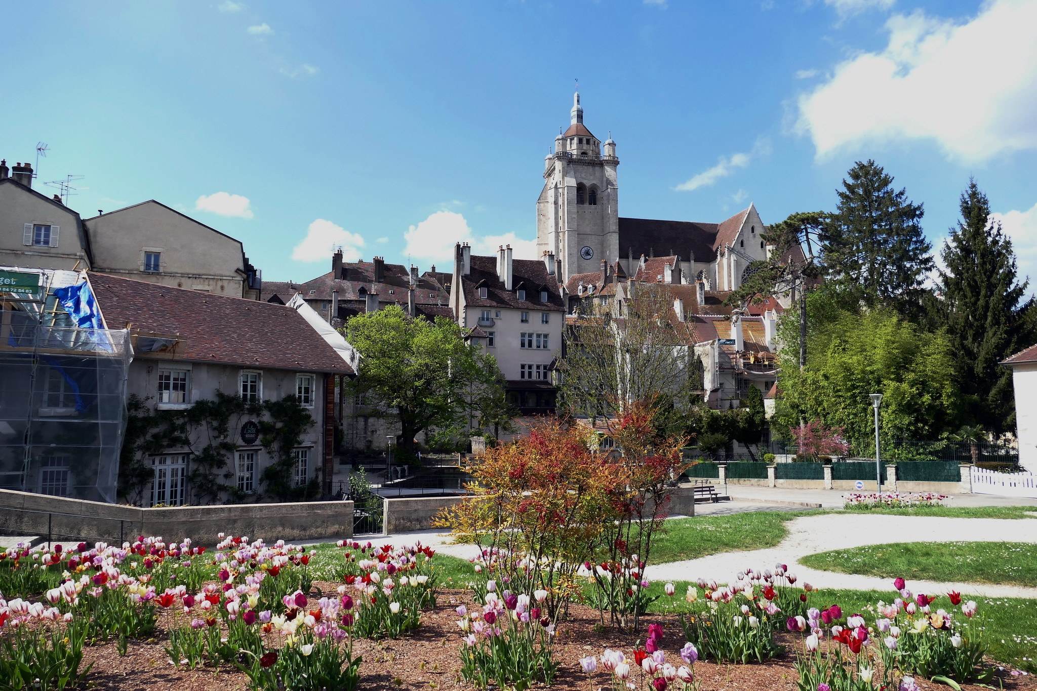 15 Best Things To Do in Dole, France