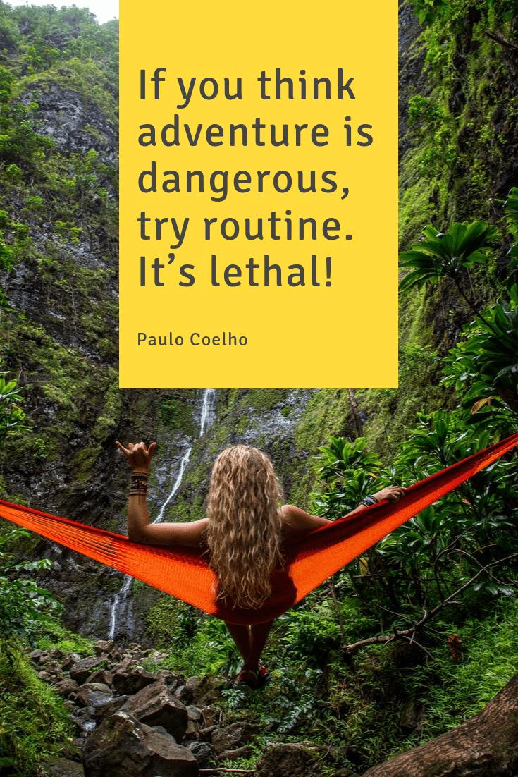 Best Adventure Quotes