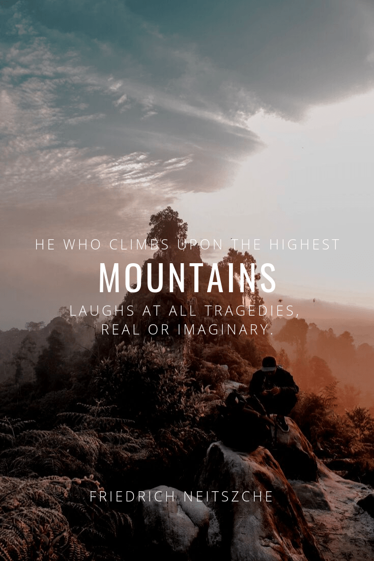 50 Best Mountain Quotes for Instagram Captions