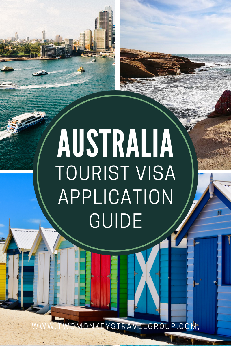 How to Get an Australia Tourist Visa for Filipinos with Philippines Passport10
