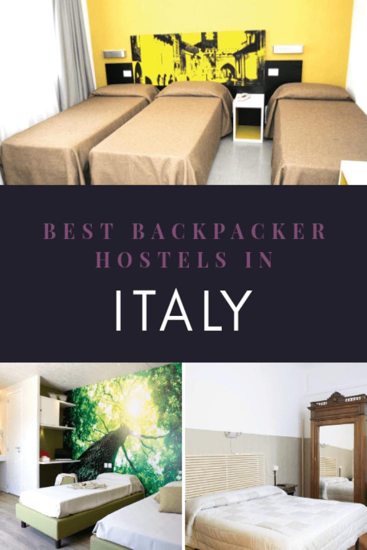 Best Backpacker Hostels in Italy