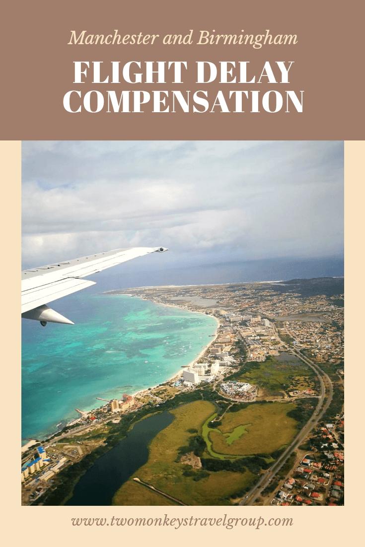 Manchester and Birmingham Flight Delay Compensation
