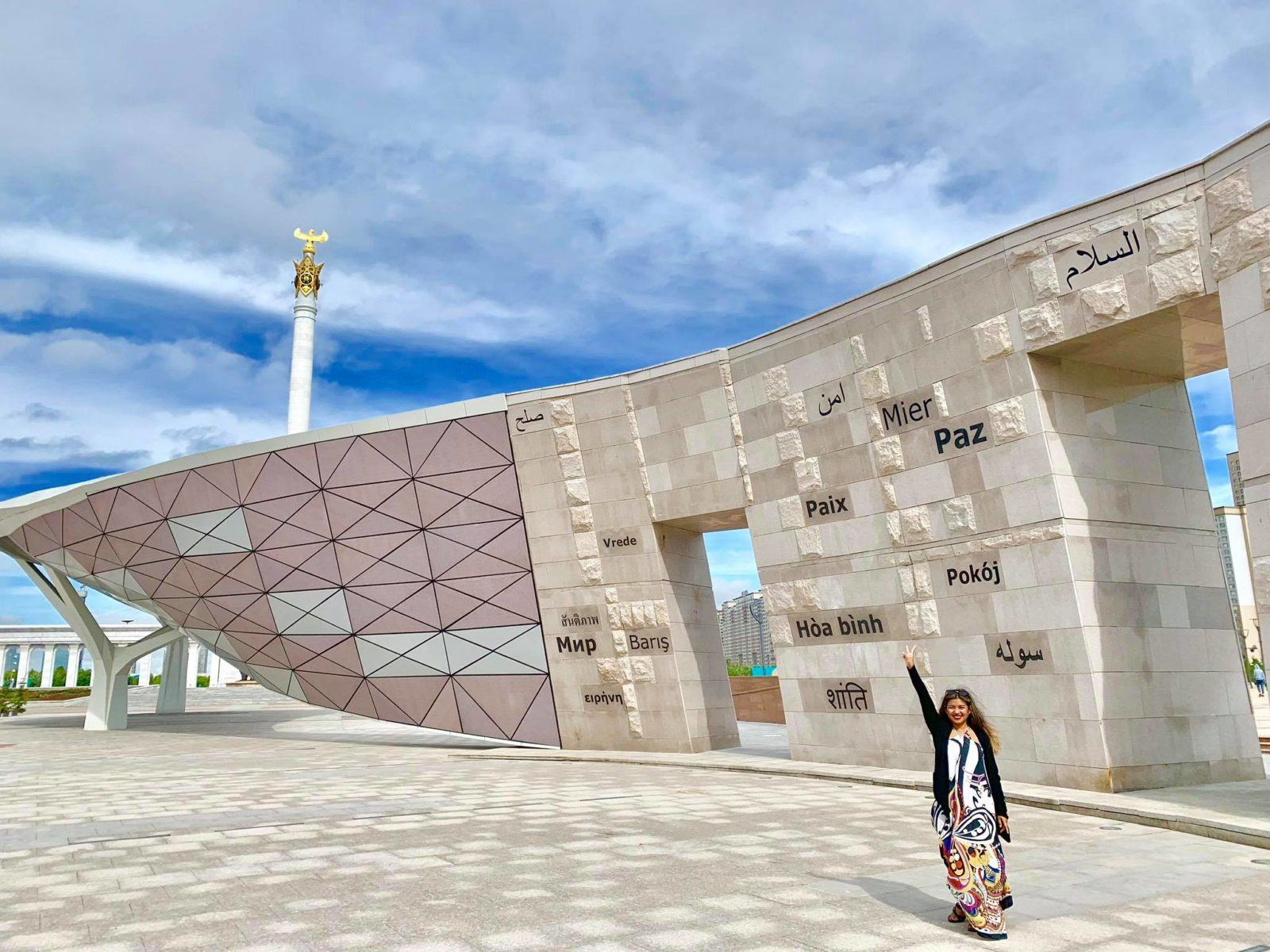 My Experience Staying at The Ritz Carlton Astana