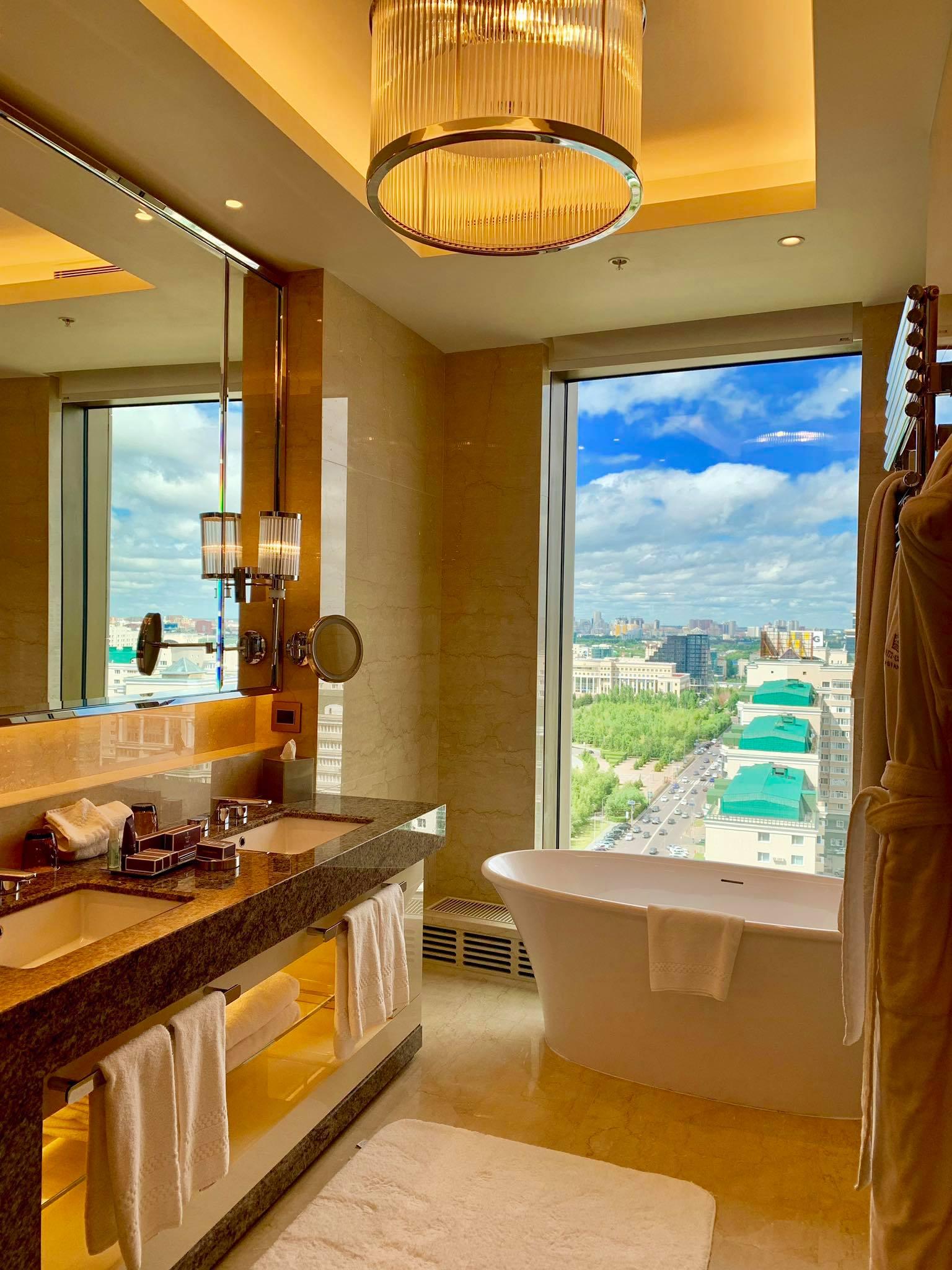 My Experience Staying at The Ritz Carlton Astana14