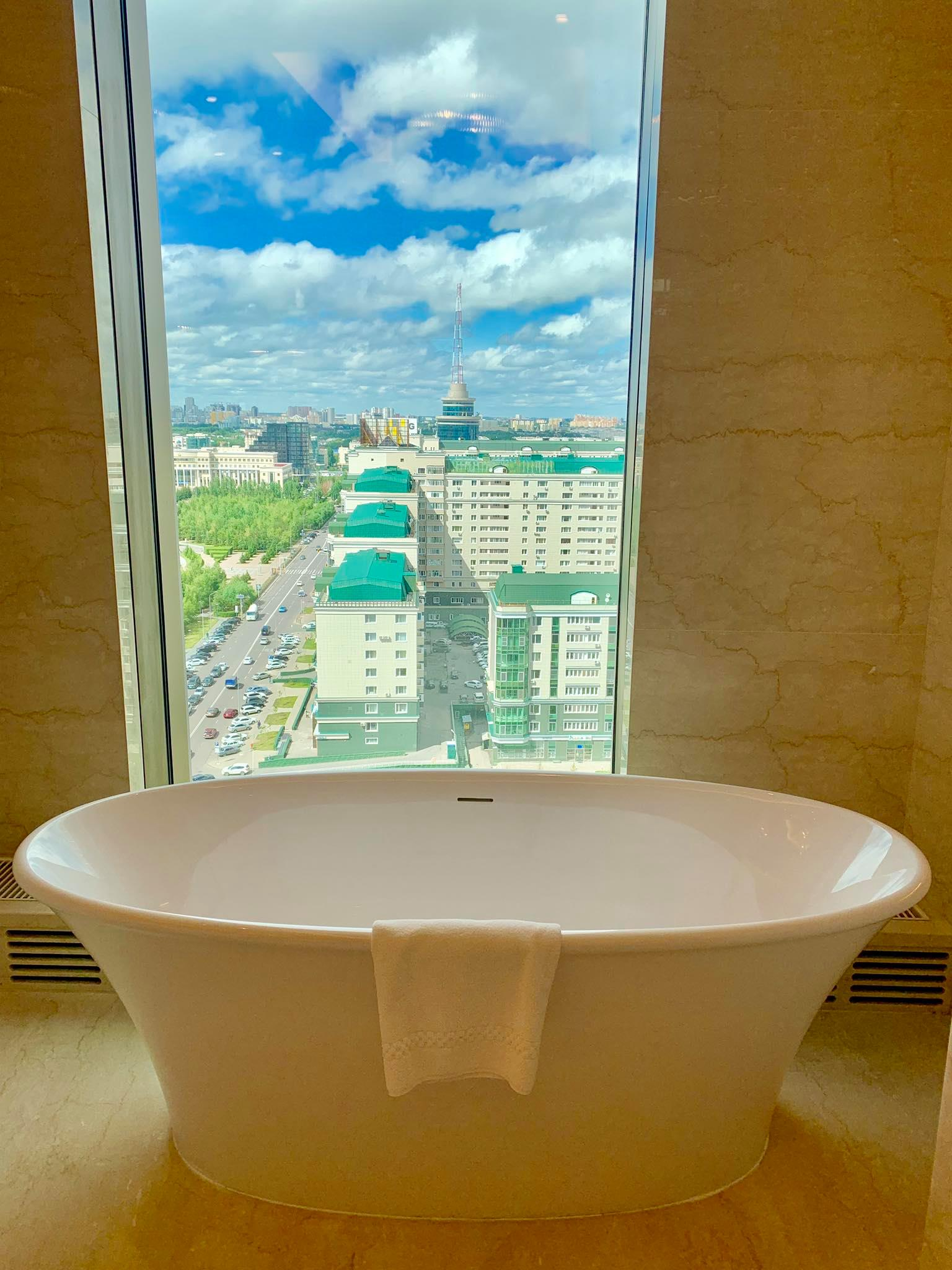 My Experience Staying at The Ritz Carlton Astana15