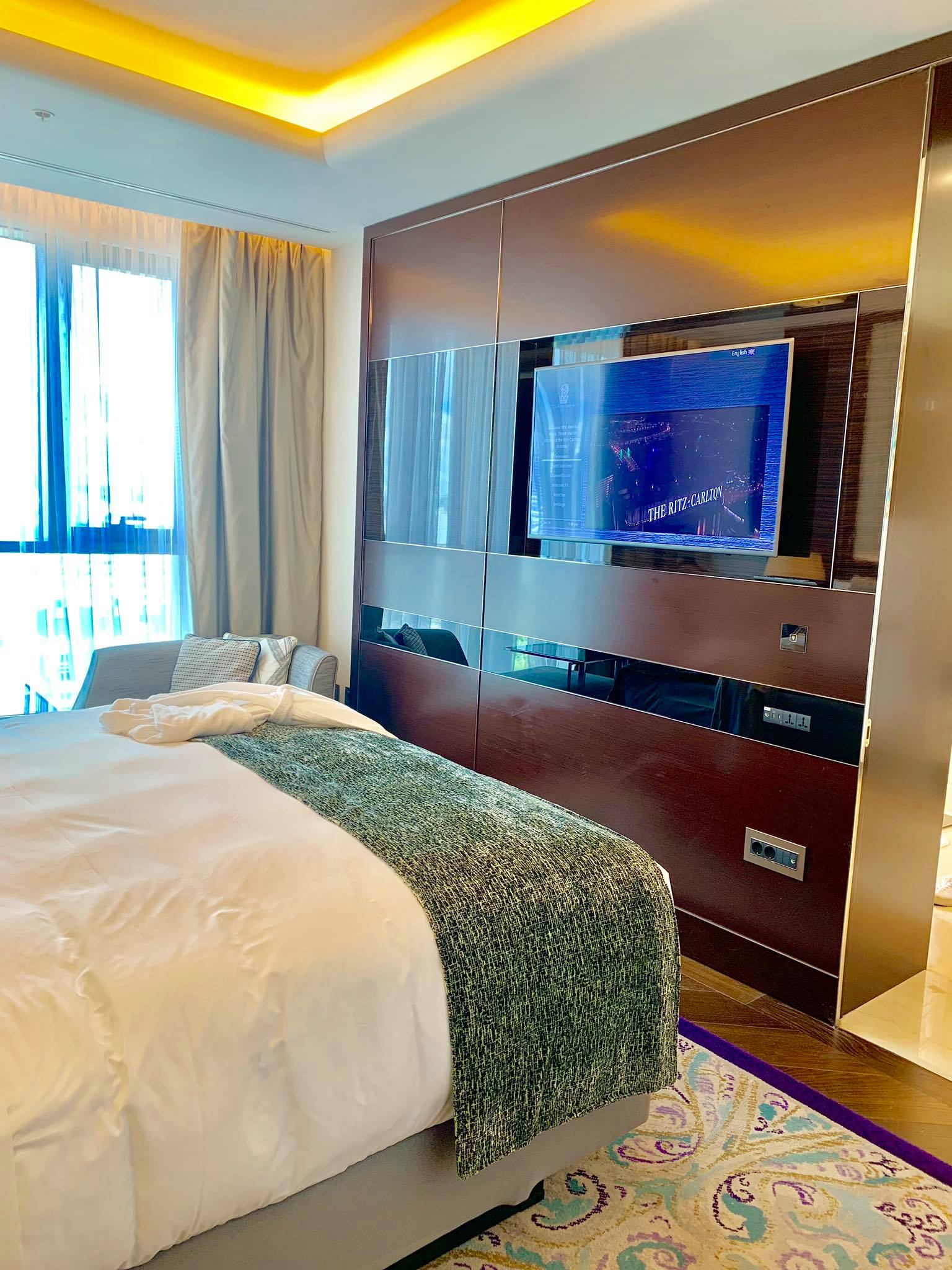 My Experience Staying at The Ritz Carlton Astana3