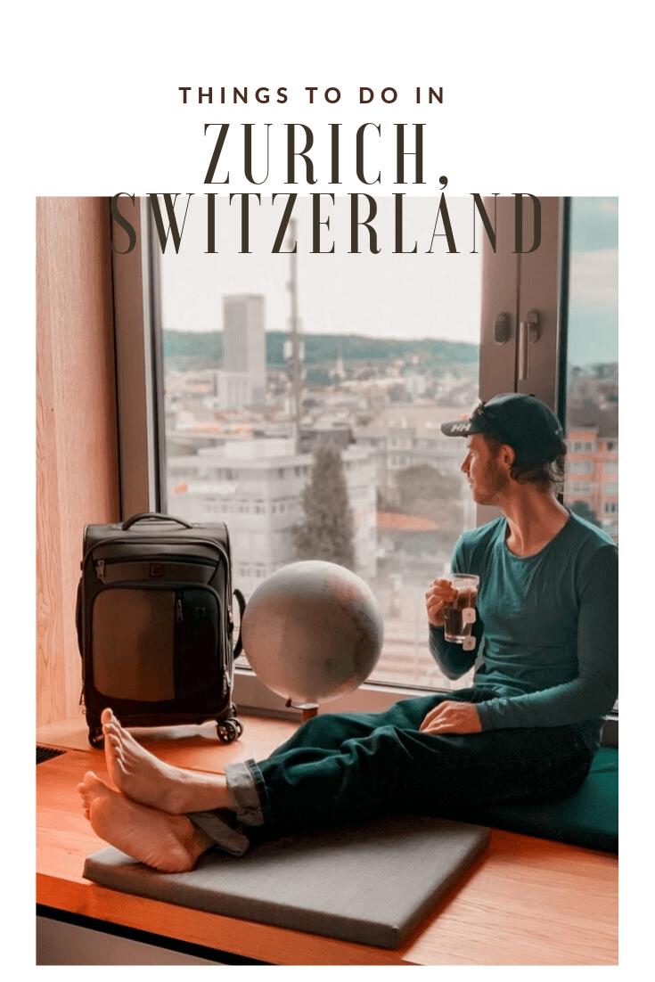 Things To Do in Zurich, Switzerland1