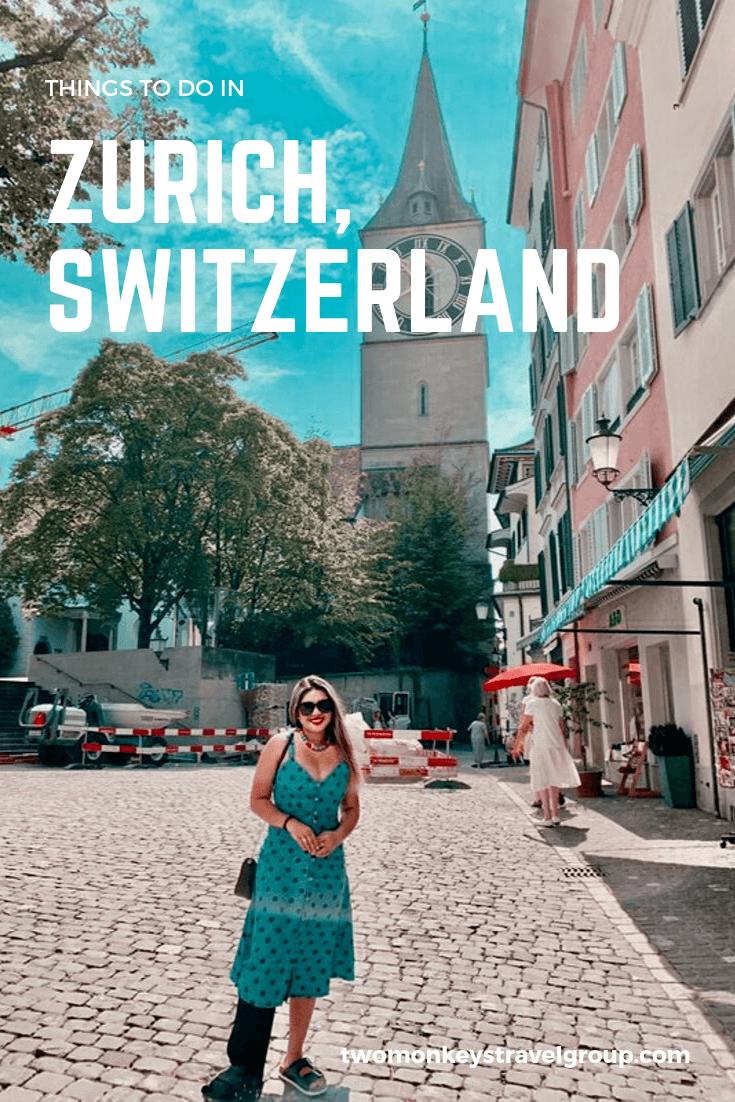 Things To Do in Zurich, Switzerland2