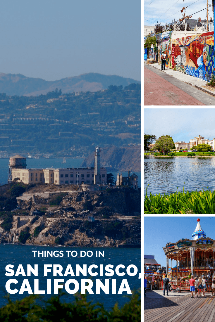 Things to do in San Francisco California