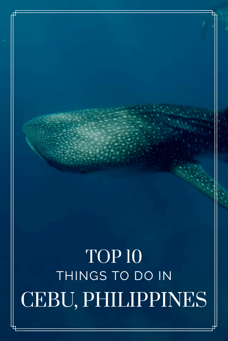 Top Things To Do in Cebu Philippines