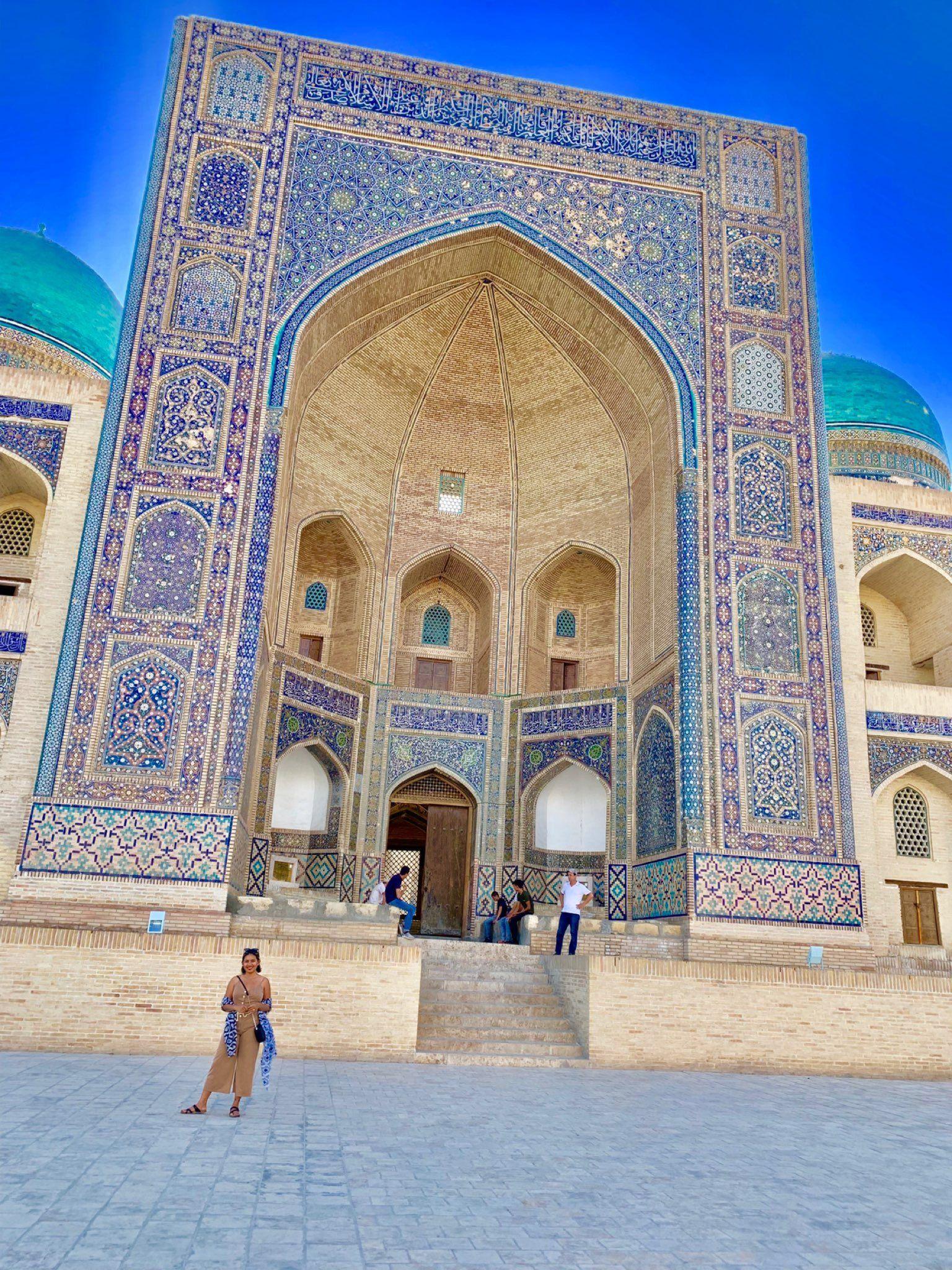 Train Ride and Overland Adventure in Uzbekistan1