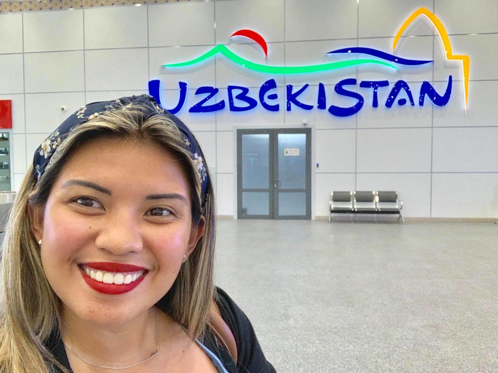 Train Ride and Overland Adventure in Uzbekistan2