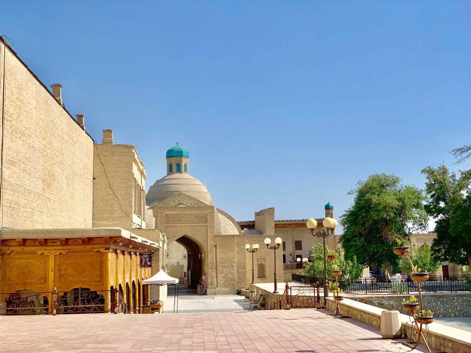 Train Ride and Overland Adventure in Uzbekistan5