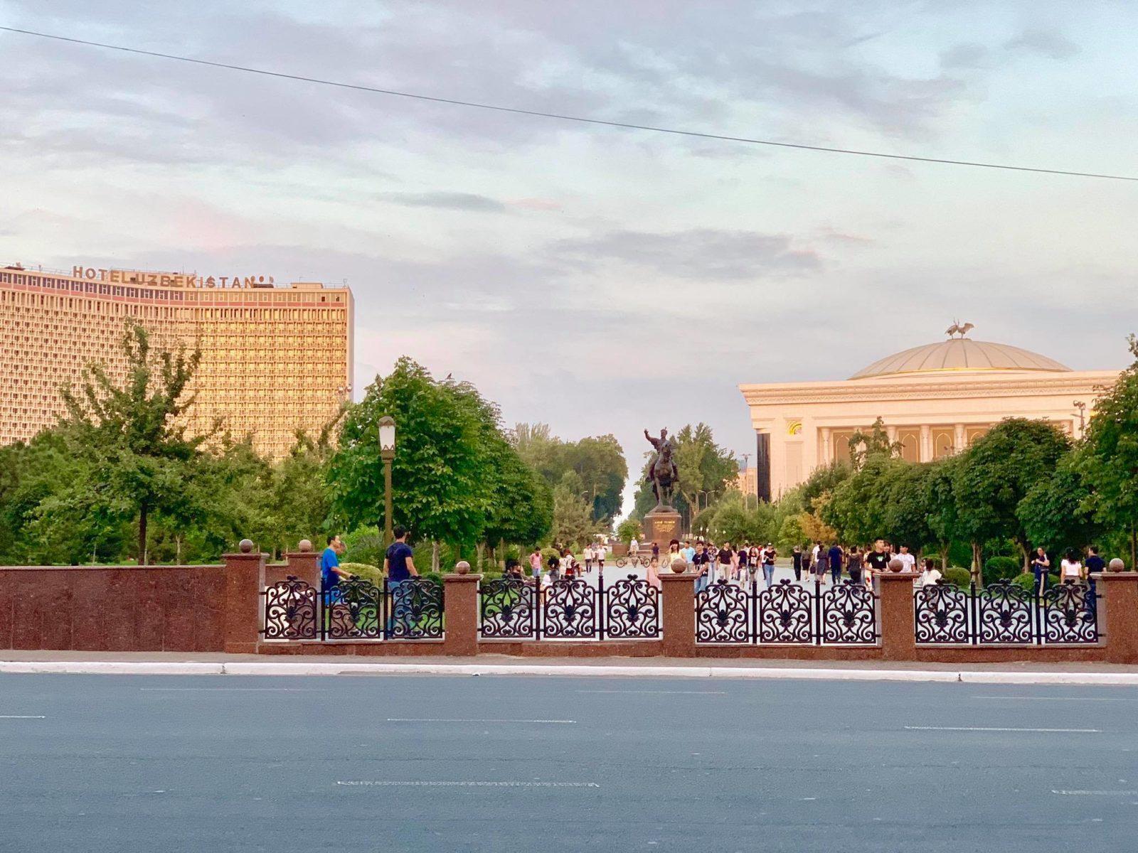 Train Ride and Overland Adventure in Uzbekistan7