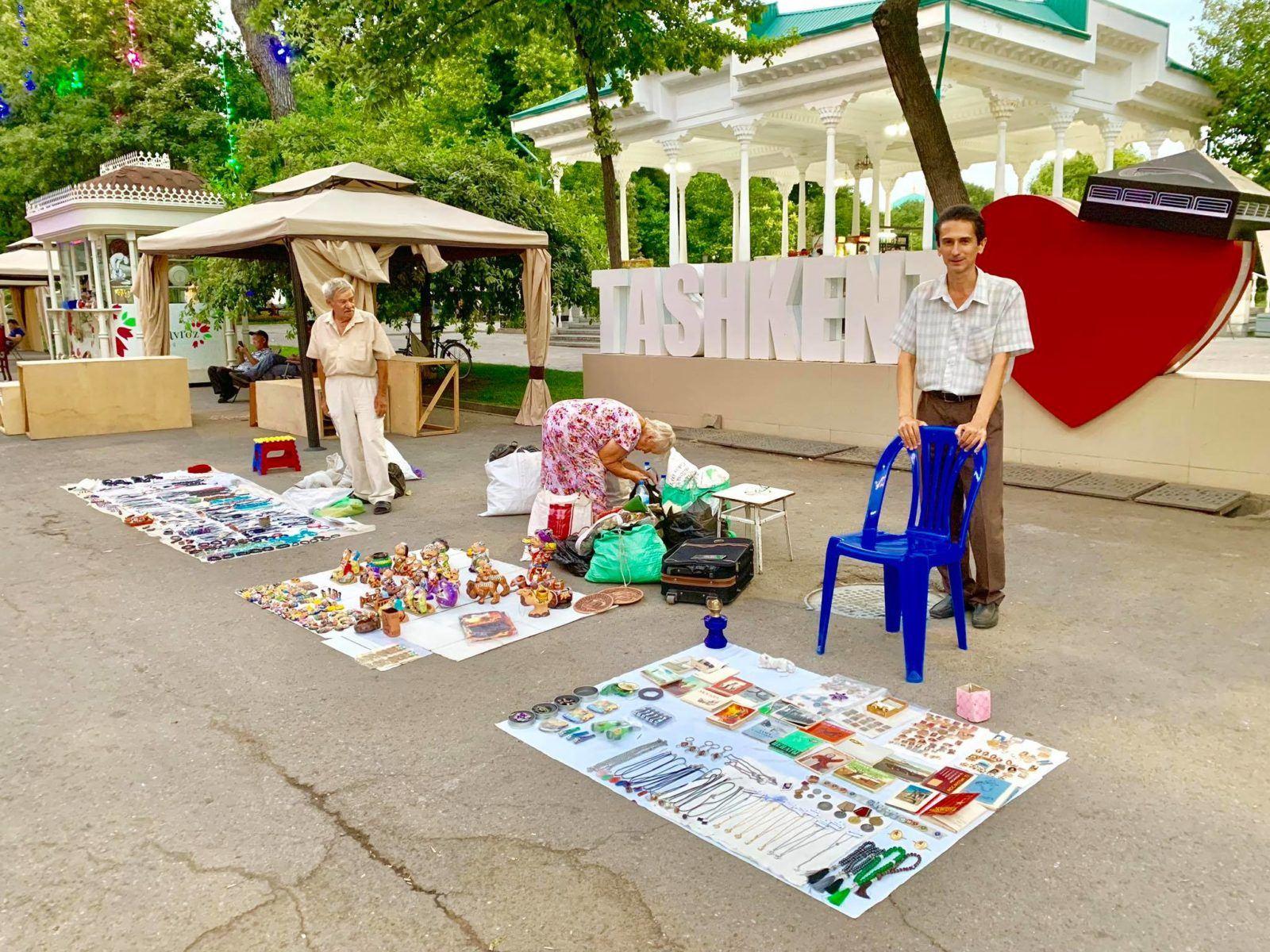 Train Ride and Overland Adventure in Uzbekistan8