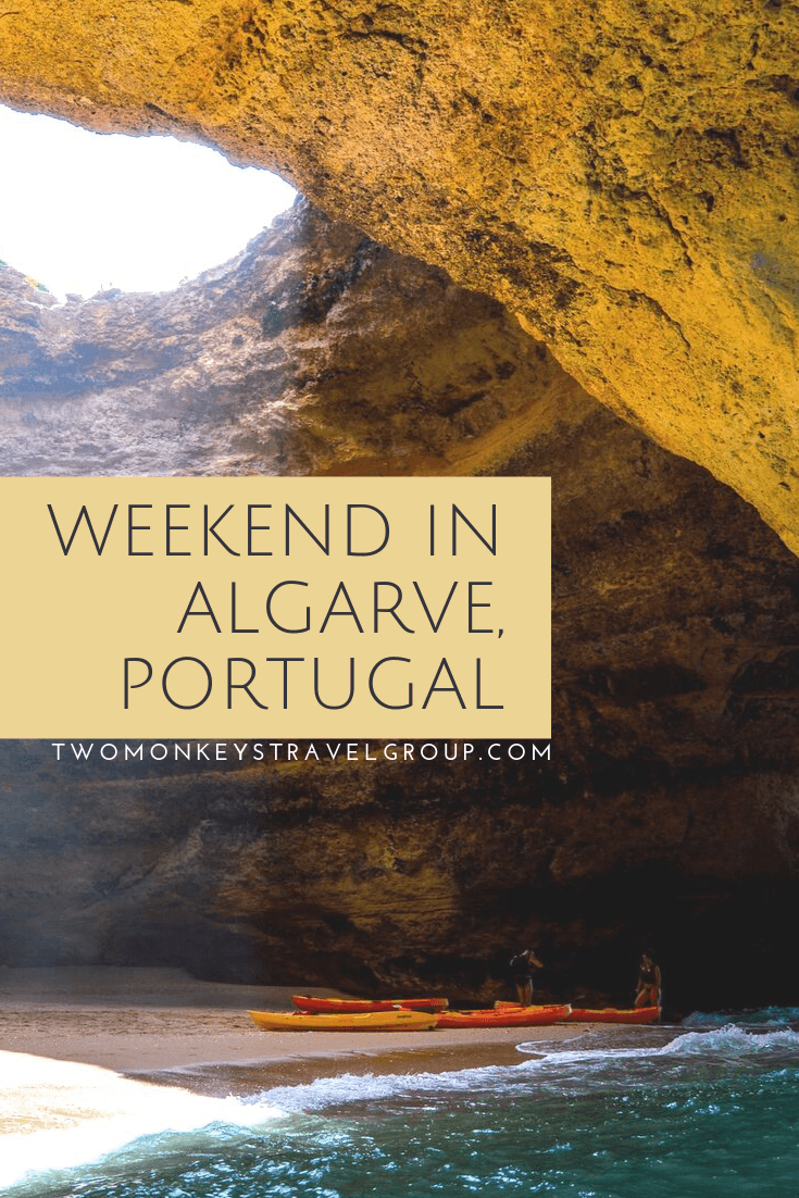 Weekend in Algarve, Portugal1