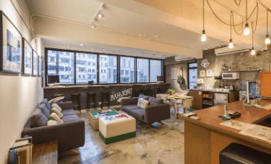 best hostels in Hong Kong The Mahjong