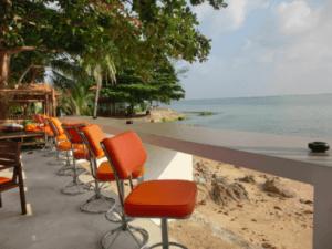 best hostels in Thailand Chill Inn Beach Café and Hostel Koh Samui