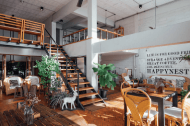 best hostels in Thailand Happy Nest Inspiring Hostel Chiang Rai