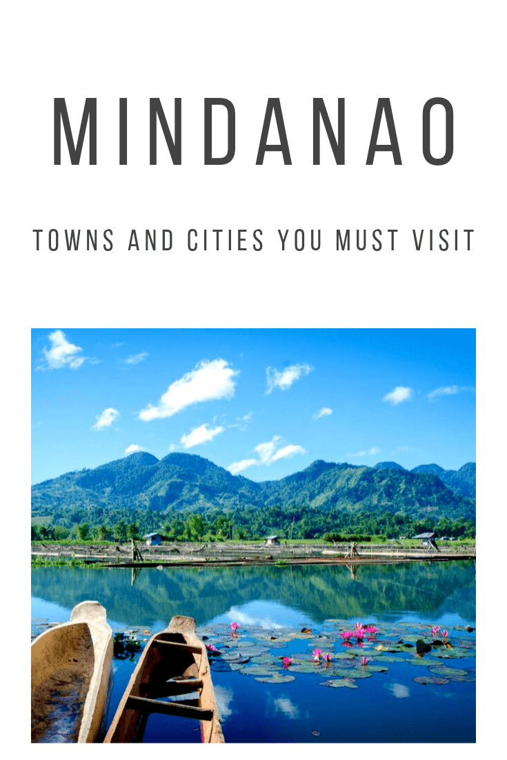 Must Visit in Mindanao