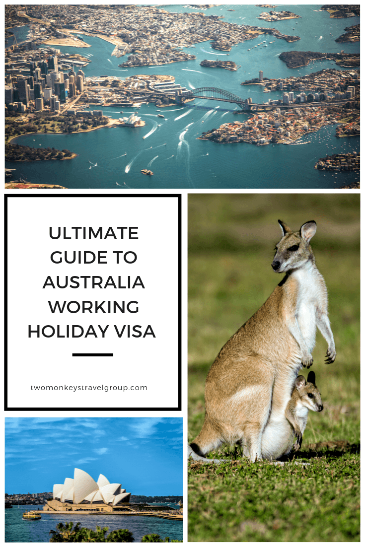Australian Working Holiday Visa1