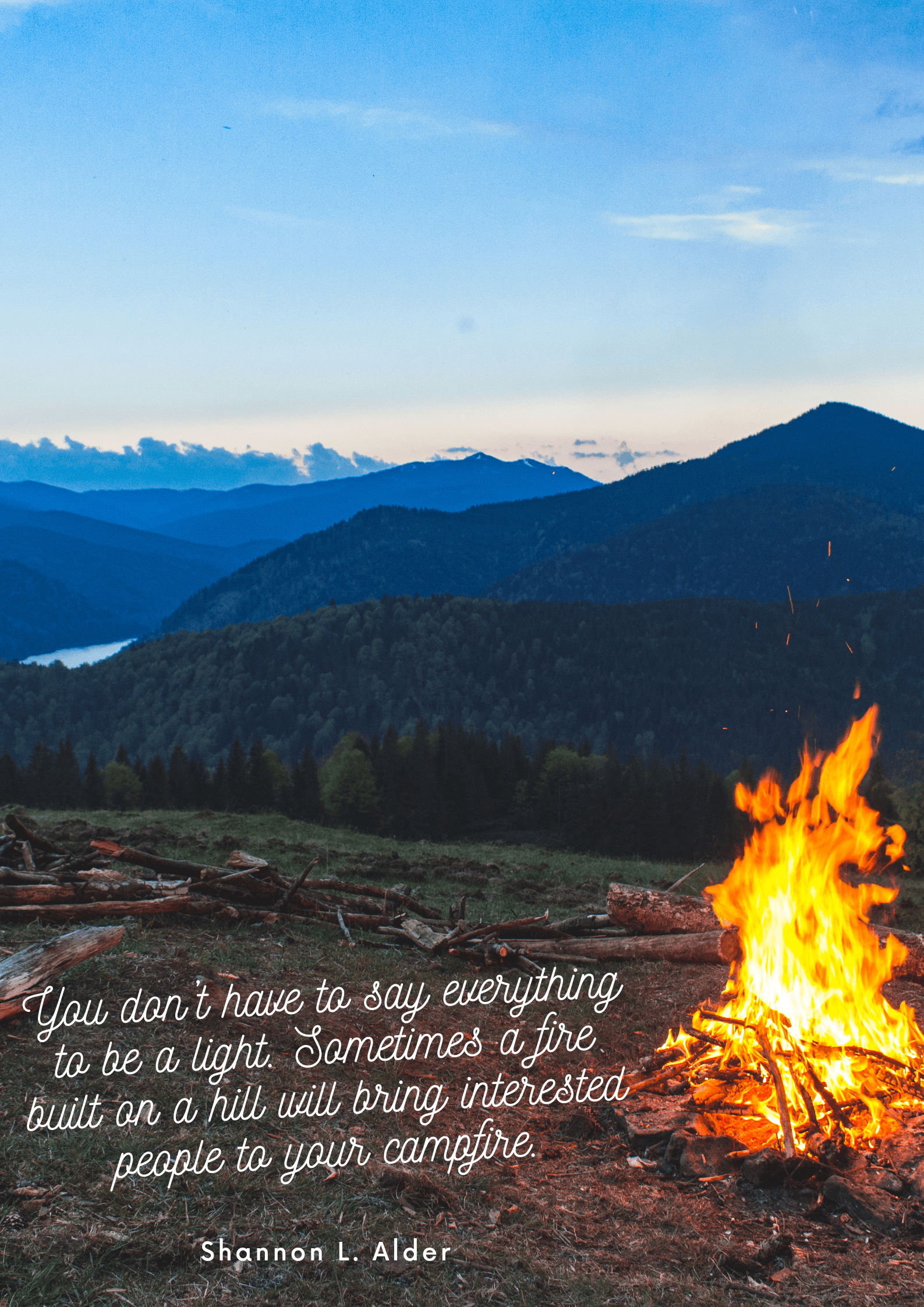 Best Camping Quotes
