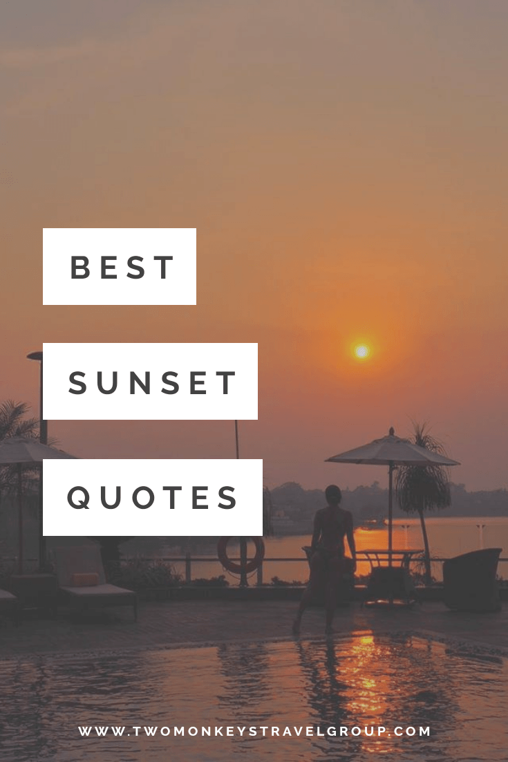 Best Sunset Quotes22
