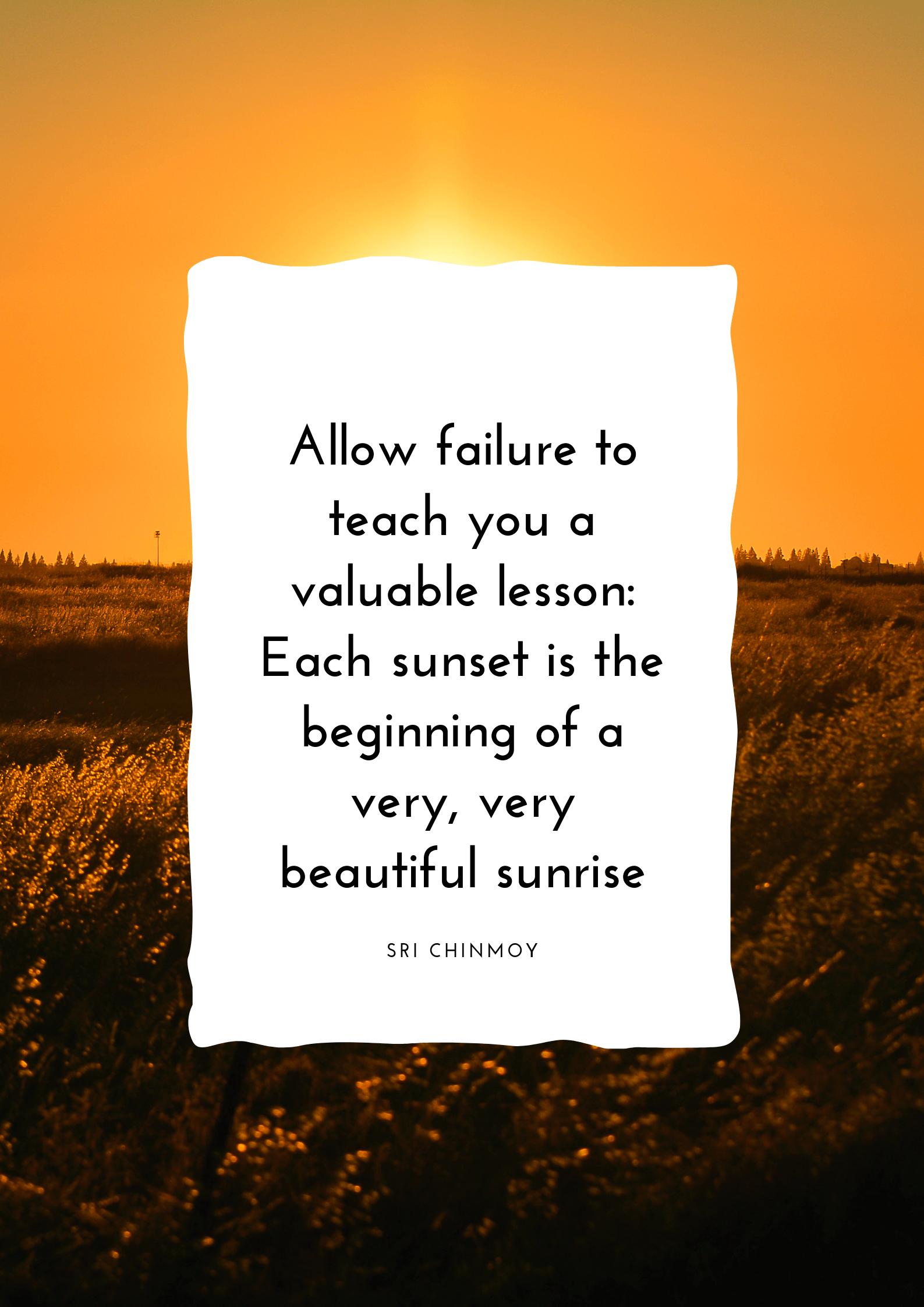 Best Sunset Quotes
