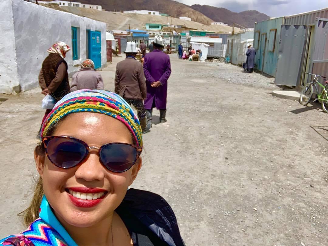 Guide for Pamir Highway Roadtrip
