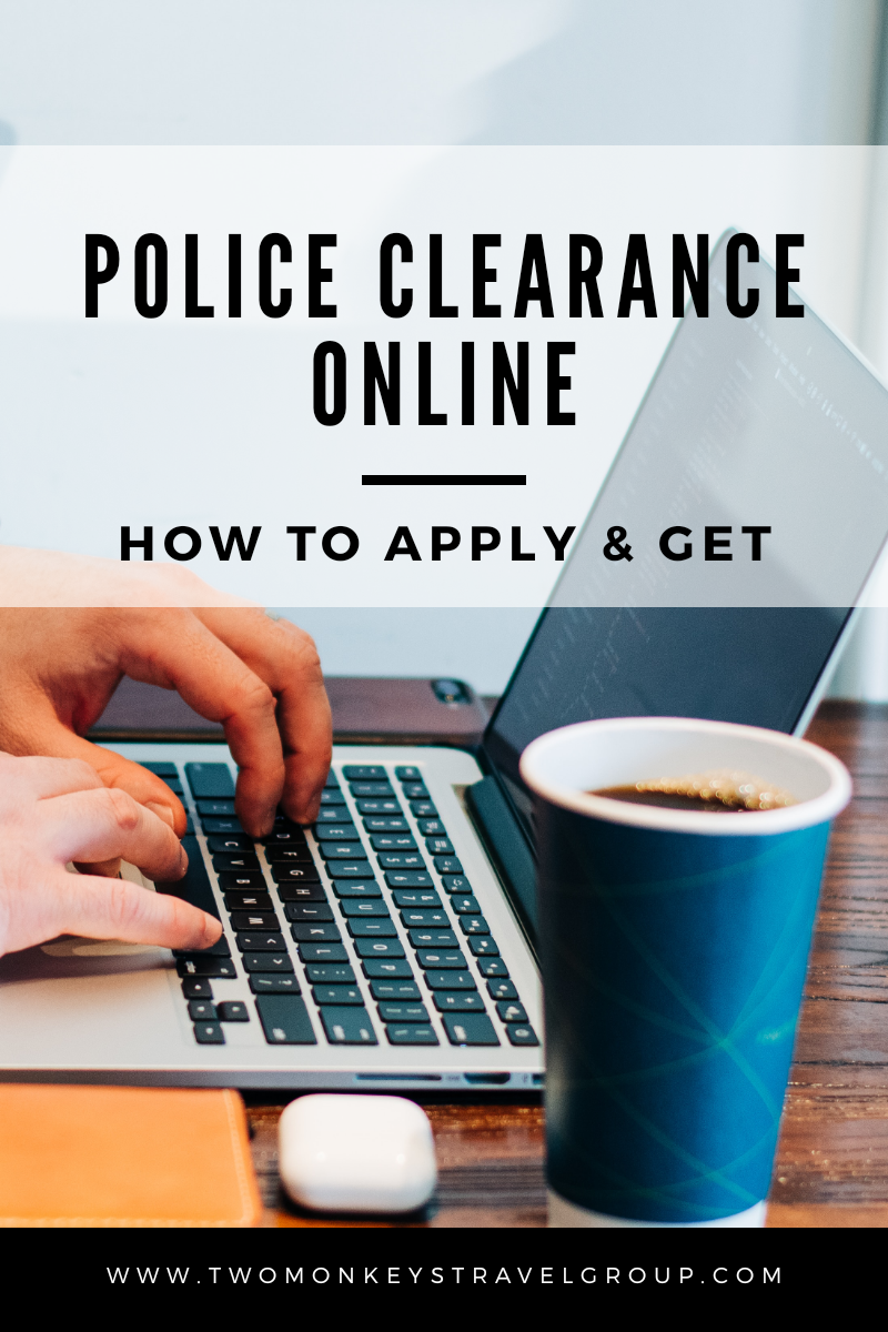 How to Apply and Get Police Clearance Online in the Philippines
