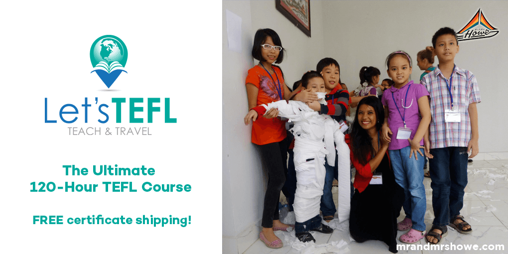 How to Teach English Abroad Get Your TEFL Certification Online 2