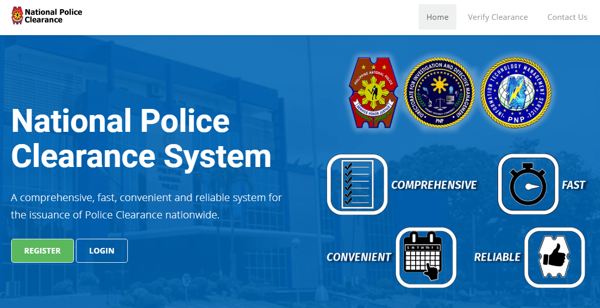 How to apply Police Clearance Online