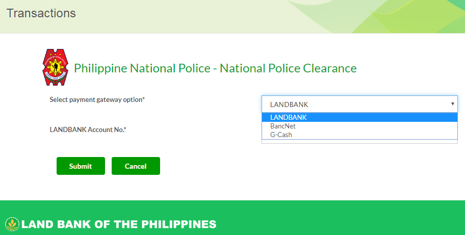 How to apply Police Clearance Online6