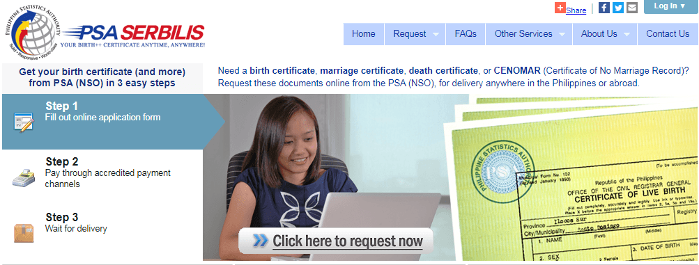 How to get a PSA Birth Certificate1