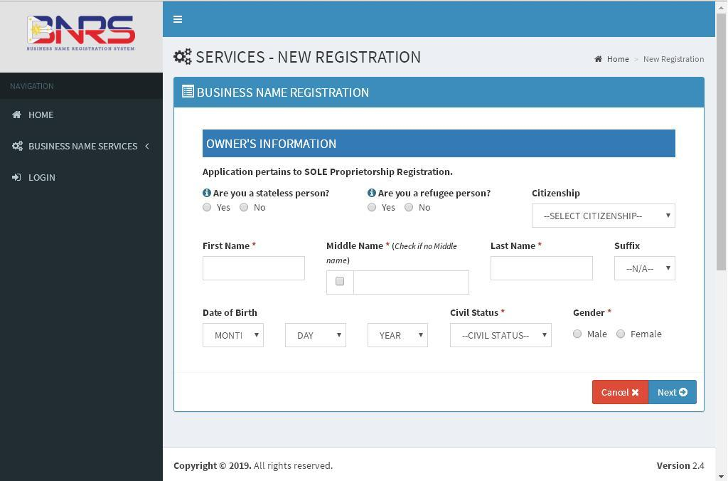 How to register your business in DTI