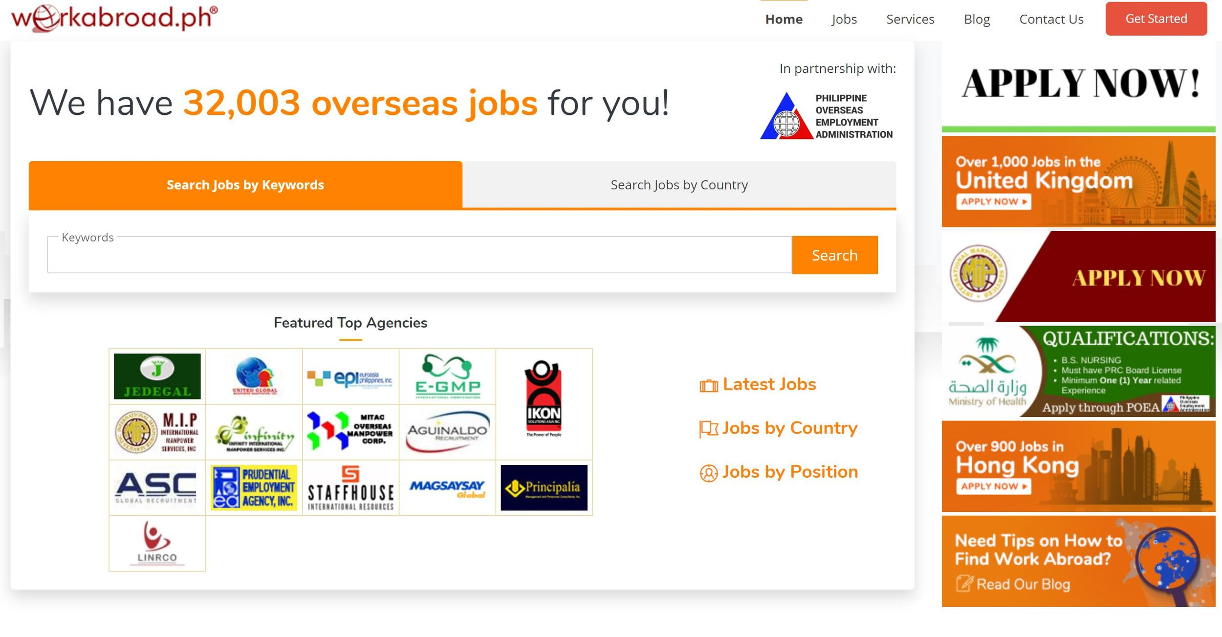 List of Work Abroad Websites To Help You Find Jobs Overseas1