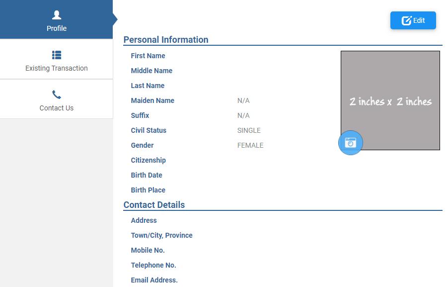 PRC Online Service